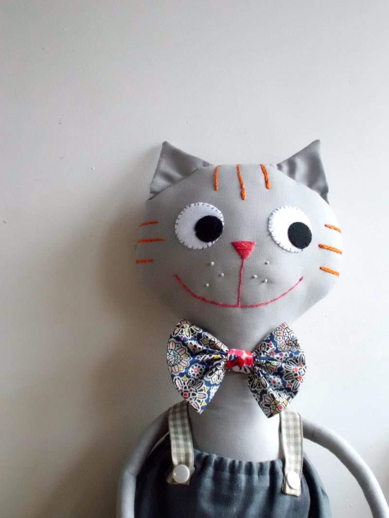 Claude cat