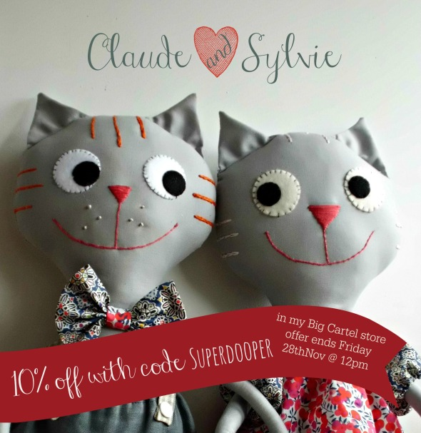 Cluade and Sylvie offer